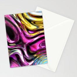 Shimmering Summer Fantasy Stationery Cards