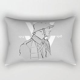 WW1 Centenary Rectangular Pillow