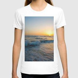 Ocean Sunset 4 T-shirt