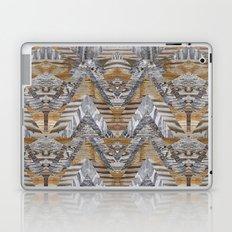 Wood Quilt 2 Laptop & iPad Skin