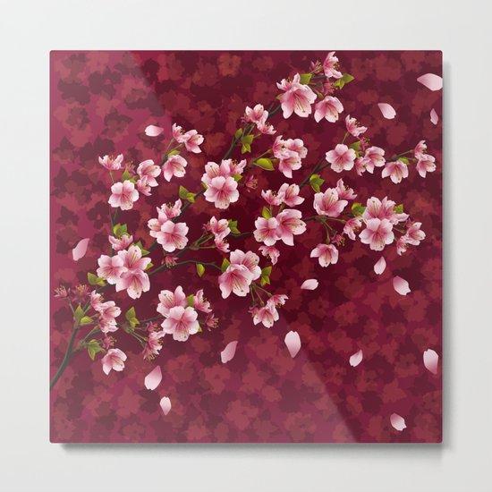 Cherry blossom #12 Metal Print