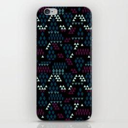 Geometric Mix iPhone Skin