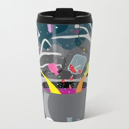 Magic Metal Travel Mug