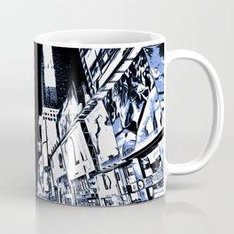 Times Square Art Coffee Mug