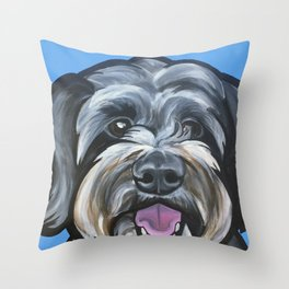 Sprocket Throw Pillow