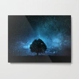 Magic tree 2 Metal Print