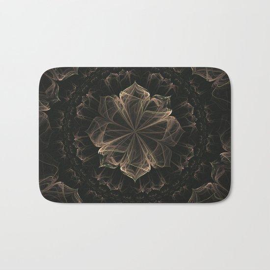 Ornate Blossom Bath Mat