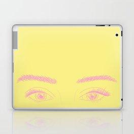 lookin at u babe Laptop & iPad Skin