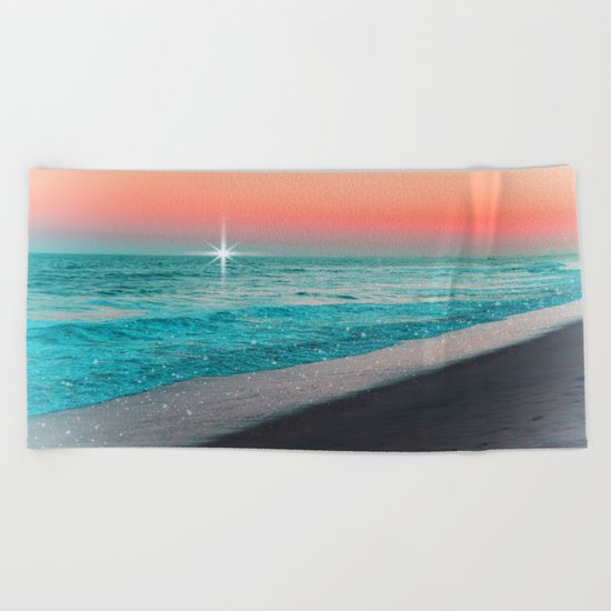 StAr Sea Beach Towel