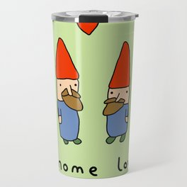 Gnome Love Travel Mug
