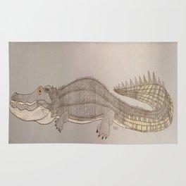 Al E. Gator Rug