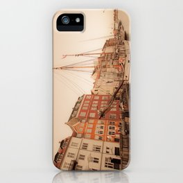 By the Nyhavn iPhone Case
