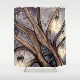 Wood of Wonders 2 Shower Curtain