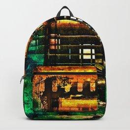 BURNING HOUSE Backpack