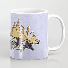 do not care Coffee Mug