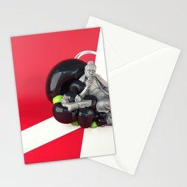 Lu Yu the Statue Stationery Cards