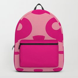 Cute Pink Baby Owl Backpack