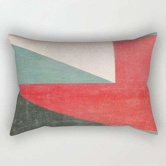 Geometric Thoughts 11 Rectangular Pillow