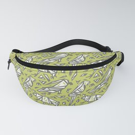 Spirit Animals Rainforest - Frogs - Alligators - Parrots Fanny Pack