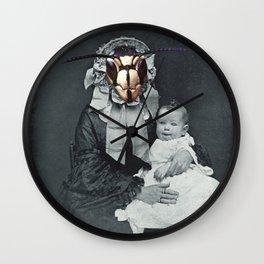 Abnormal Motherhood Wall Clock