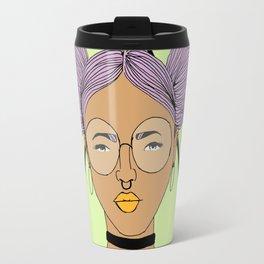 P U R P L E Travel Mug