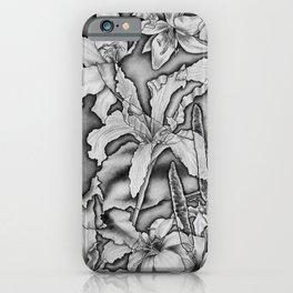 Iris et Lilium iPhone Case