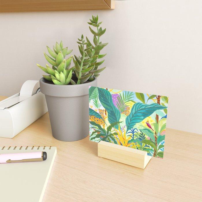 Paradise Jungle Mini Art Print