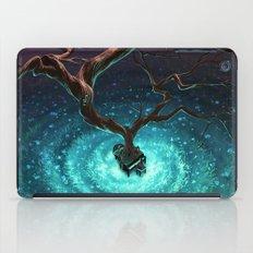 Let it grow iPad Case