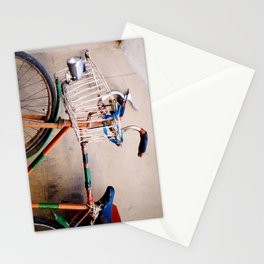 I want to ride my bicycle Stationery Cards