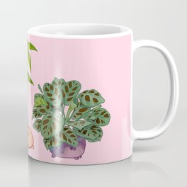 Potted Plant Critters 5 Coffee Mug