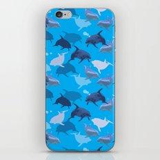 Aquaflage iPhone & iPod Skin