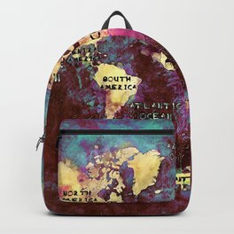 world map 29 Backpack
