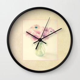 Freeze Frame Wall Clock