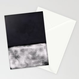 Rothko Inspired #11 Stationery Cards