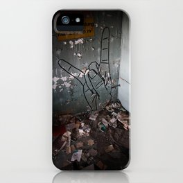 Buff Diss - Urban Places iPhone Case