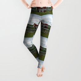 Horse Time Leggings