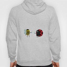 Bee-Time Tea-Time Hoody