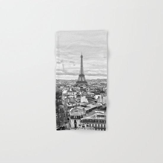 Paris Hand & Bath Towel