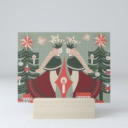 Santa Lucia Mini Art Print