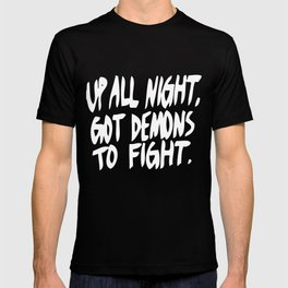 UP ALL NIGHT T-shirt