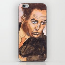 Egon in the Style of Egon iPhone Skin