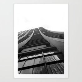 Chicago 01 Art Print