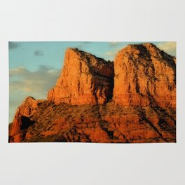 RED ROCKS - SEDONA ARIZONA Rug