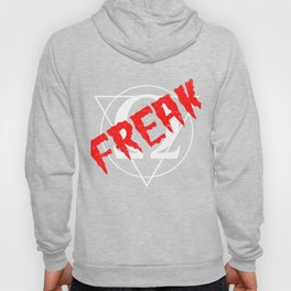 Freaking Geek Person Enough Who Can Pull Off this Freaking Shirt Saying Freak T-shirt Design Hoody