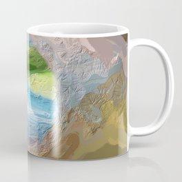 Abstract Mandala 212 Coffee Mug
