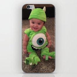 Mike Wazowski Baby Roles iPhone Skin