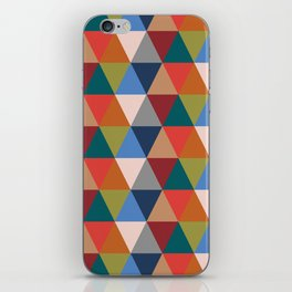 Geometric No.2 iPhone Skin