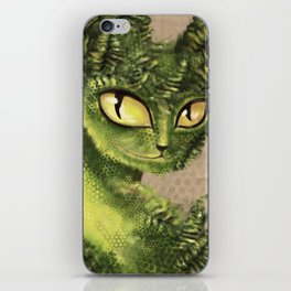 Fern Cat 2013 iPhone Skin