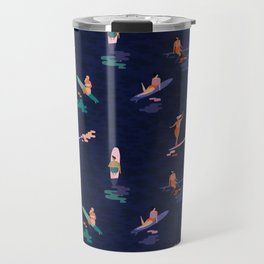 Surf goddes Travel Mug