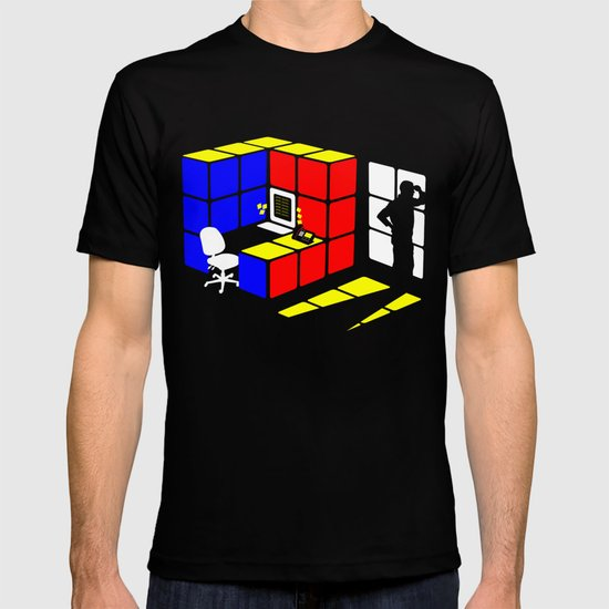 Rubix Cubicle T-shirt